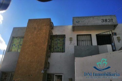 Departamento En Renta Planta Alta Vista Las Palmas Tehuacan
