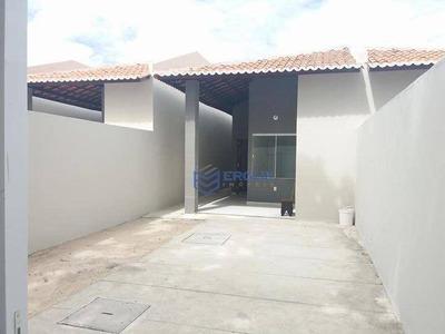 Casa Residencial À Venda, Pedras Do Ancuri, Itaitinga. - Ca0421