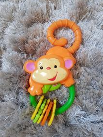 Macaco Brincalhão - Fisher Price