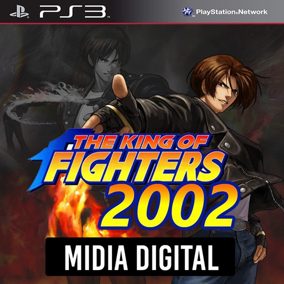 Ps3 - The King Of Fighters 2002 Kof 2002