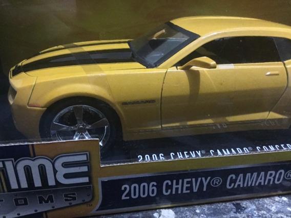 Jada Escala 1/18 2006 Chevy Camaro Concept