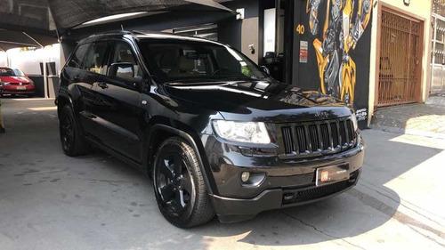 Jeep Grand Cherokee 2013 3.0 Diesel Limited Aut. 5p Blindada