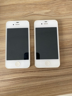 iPhone 4 Branco - 16gb