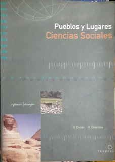 Pueblos Y Lugares Ciencias Sociales 7 - Troquel **