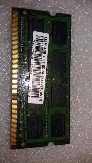 Memoria Ddr3 - 4gb Notebook Cce Ultra Thin - T345 Original
