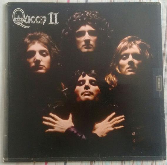 Lp Queen Ii Vinil Importado Original Época Encarte Rock