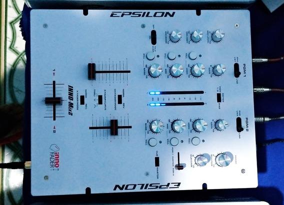 Mixer Epsilon 2 Canais Novinho!