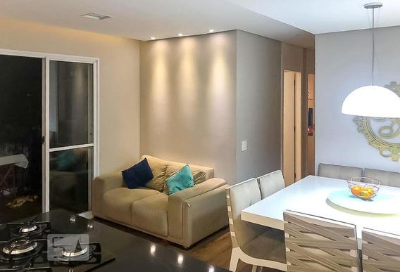 Apartamento Para Aluguel - Vila Augusta, 3 Quartos, 71 - 893087740