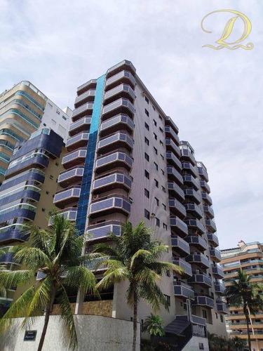Apartamento Com 3 Dormitórios, 1 Suíte E Lazer Completo À Venda Na Guilhermina!! - Ap4187