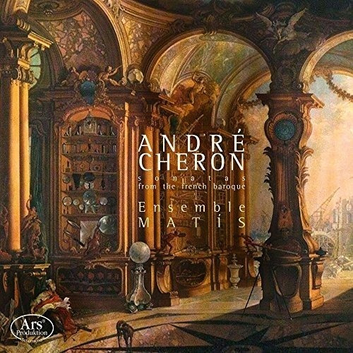 Cheron/ensemble Matis Sonatas From The French Baroque Cd X 2