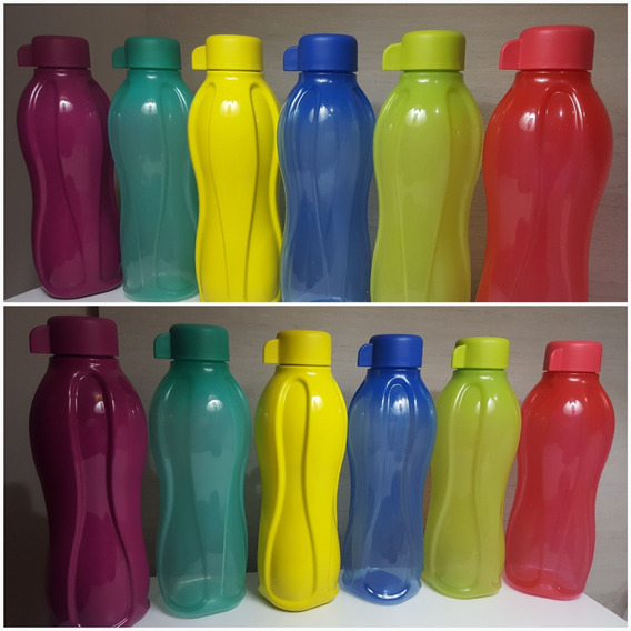Botella Tupper Eco Twist Sin Pico Tupperware 500ml Oferta