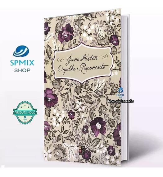 Livro Orgulho E Preconceito - Jane Austen - Capa Dura