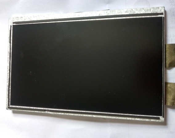 Tela Lcd Display + Bateria Tablet Cce Tr72 Orig Retirado