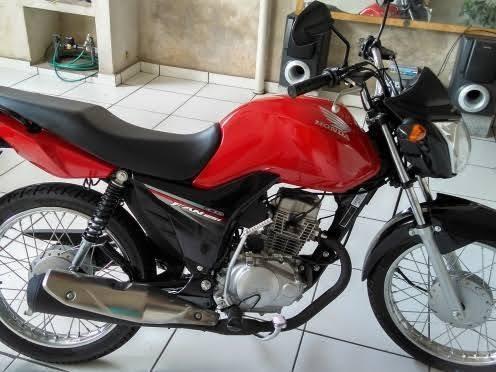 Honda Fan 125 Pedal 17-18
