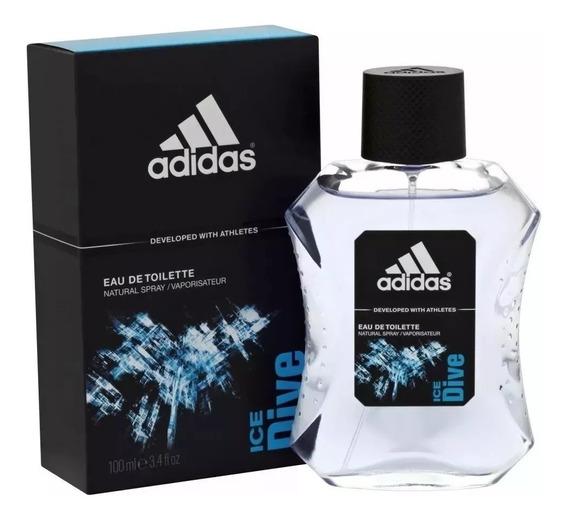 adidas Perfume Ice Dive 100ml Original Super Promoção