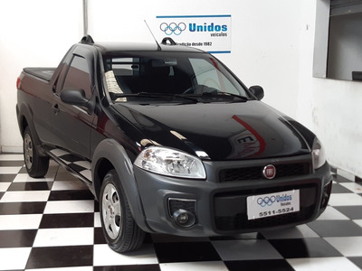 Fiat Strada 1.4 Working Flex 2p 2015