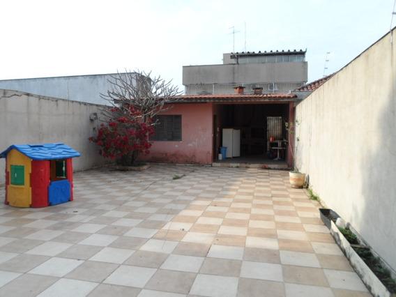 Locação Sobrado Sao Caetano Do Sul Oswaldo Cruz Ref: 3444 - 1033-3444