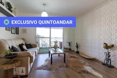 Apartamento No 6º Andar Mobiliado Com 3 Dormitórios E 2 Garagens - Id: 892930767 - 230767