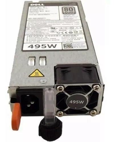 Fonte Redundante Servidor Dell 495w T320 T420 R620 R72 3ghw3