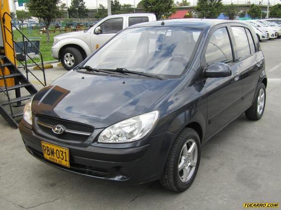 Hyundai Getz Gls Mt 1400cc