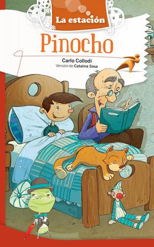 Pinocho - La Estación - Mandioca