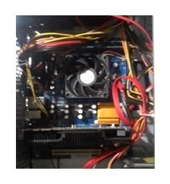 Kit Gamer Athlon X2 + 4gb Memória + Espelho