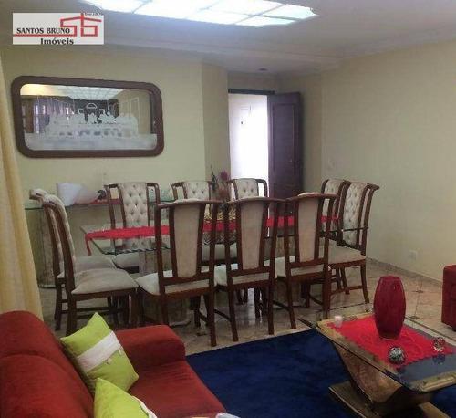 Imagem 1 de 21 de Sobrado Com 4 Dormitórios À Venda, 328 M² Por R$ 1.950.000,00 - Freguesia Do Ó - São Paulo/sp - So0720