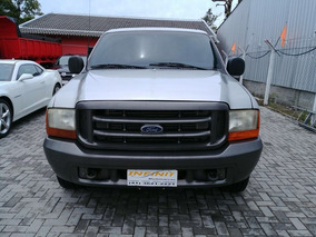 Ford F-250 Xl 3.9 4x2 Diesel 1999 Prata