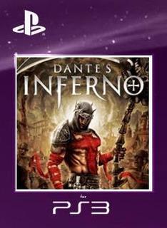 Dantes Inferno Español Ps3