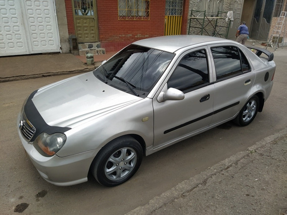 Geely Ck Sedan