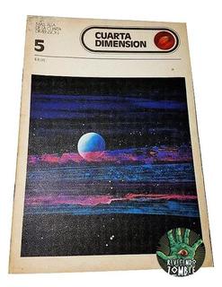 Cuarta Dimension Núm 5 . Fabio Zerpa, 1974 Como Nueva