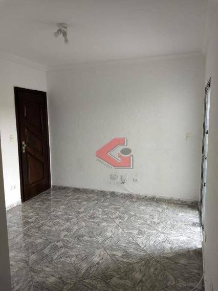 Apartamento Com 2 Dormitórios Para Alugar, 55 M² Por R$ 881/mês - Demarchi - São Bernardo Do Campo/sp - Ap3003
