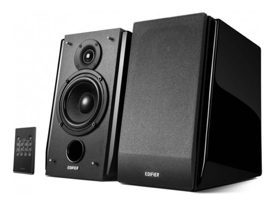 Par De Caixas De Som Monitor De Audio Ativo Edifier R-1850db