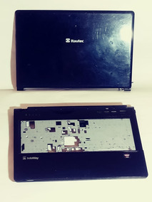 Carcaça Mold +b Tec + B/inf Note Itautec Infoway A7520