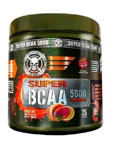 Super Bcaa 5000 Killer Generation Fit 25 Tomas