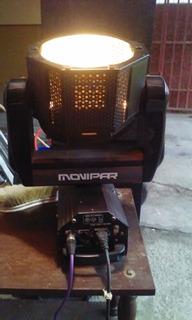 Cabezal Movil Movipar American Pro