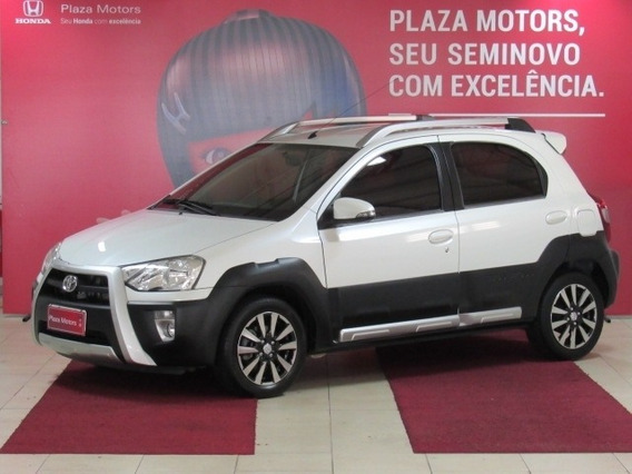 Etios Cross 1.5 16v Flex 4p Manual 74239km