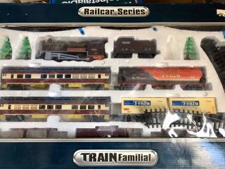 Tren Fenfa 5 Vagones