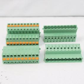 Kit 5 Phoenix Contact 2,5 Hc/10-st-5,08 Combicon Fkc - Novo