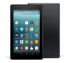 Tablet Amazon Fire Hd 7 Preto Quad Core 8gb Wifi Os