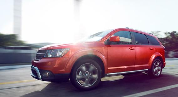 Dodge Journey Se Blacktop