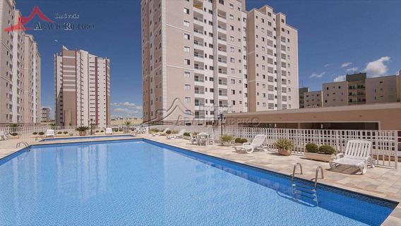 Cobertura Com 2 Dorms, Barranco, Taubaté - R$ 350 Mil, Cod: 3037 - A3037
