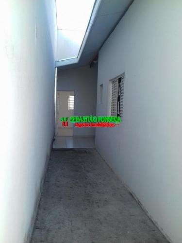 Casa 3 Dormitórios No Jardim Santa Julia-financiamento Caixa - 531