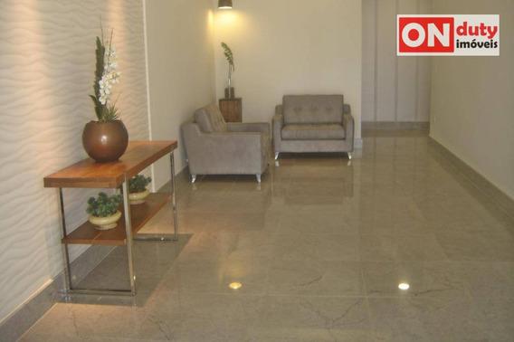 Apartamento Residencial À Venda, Campo Grande, Santos. - Ap2168