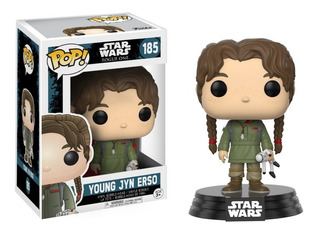 Funko Pop Star Wars Young Jyn Erso 185