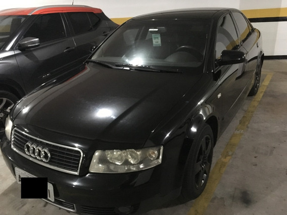 Audi A4 1.8 Turbo Multitronic 4p 2003
