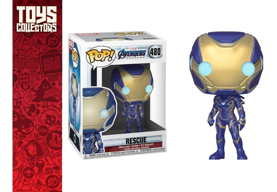 Funko Pop - Rescue 480 Avengers Endgame