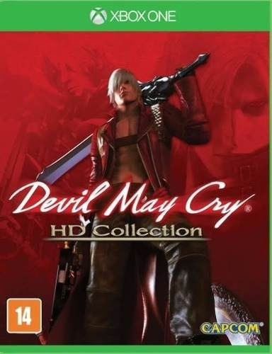 Devil May Cry Hd Collection Xbox One Mídia Física