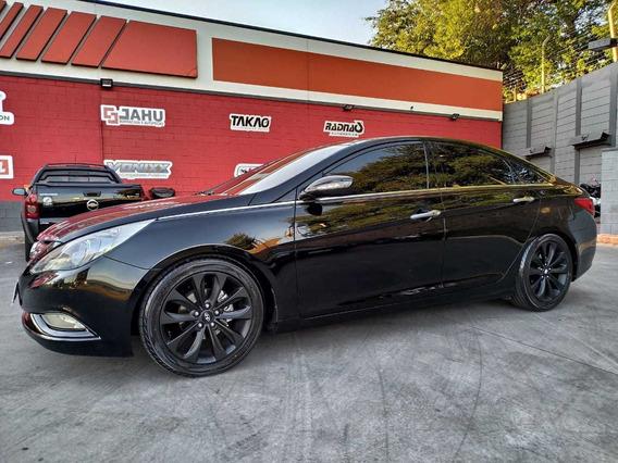 Hyundai Sonata 2012 Automático 2.4 Gasolina Top De Linha
