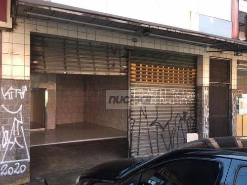 Imagem 1 de 8 de Salão Para Alugar, 60 M² Por R$ 2.200,00/mês - Jardim Três Marias - São Paulo/sp - Sl0532